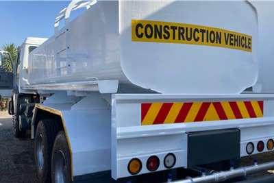 Powerstar 26 42 Tanker 16000 Ltr Truck