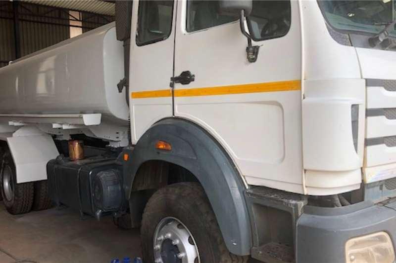 Powerstar 26 42 Tankers Truck