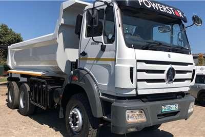Powerstar 2628 10 Cube Tipper Truck