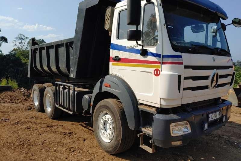 Powerstar Truck 2628 10cube Tipper Truck 2013