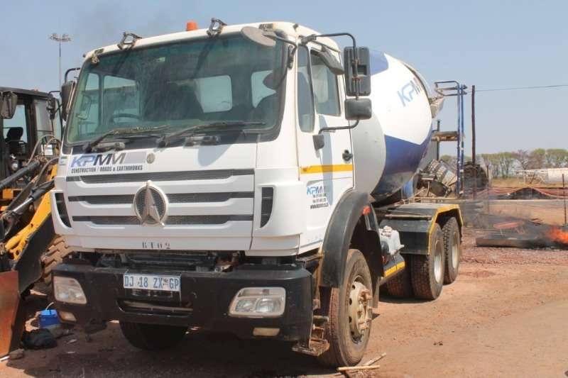 Powerstar Truck 2628 Cement Mixer 2014