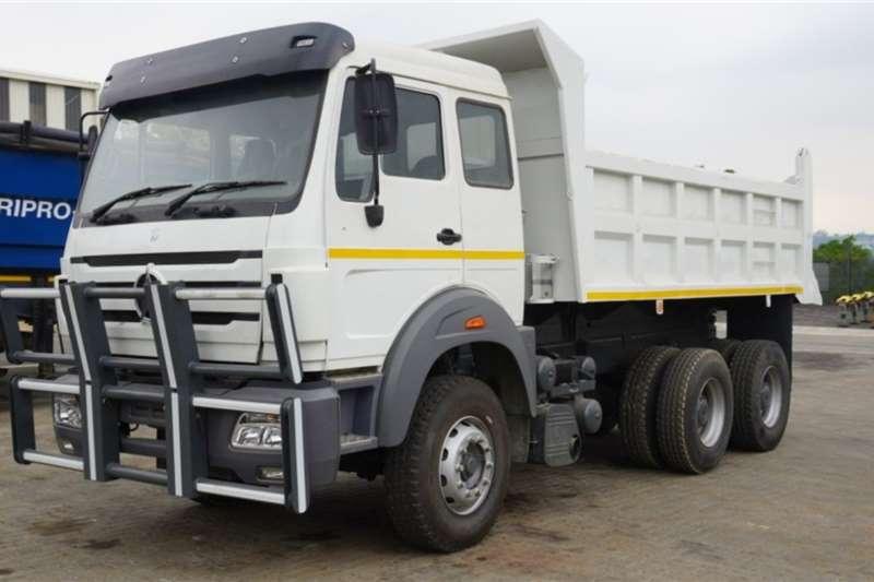 Powerstar Truck 2628VX 6x4 10m3 Tipper 2013