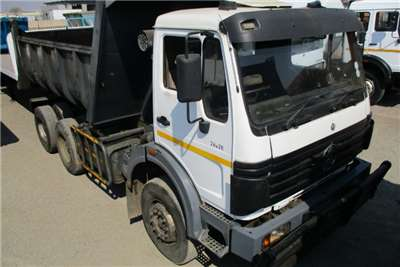 Powerstar Truck 28-28 Tipper 10m 2008