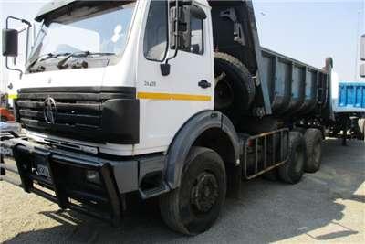 Powerstar 28 28 Tipper 10m Truck