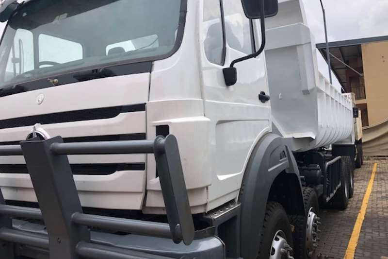 Powerstar Truck 40 35 Tipper 18m 2014