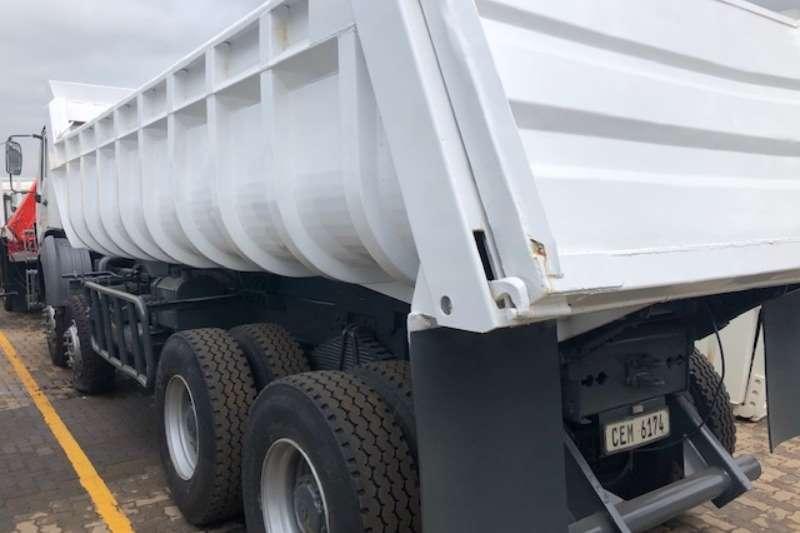 Powerstar 40 35 Tipper 18m Truck