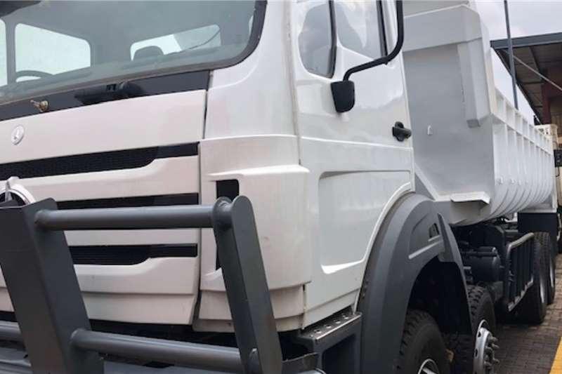Powerstar Truck 40 35 tipper 18m 2014