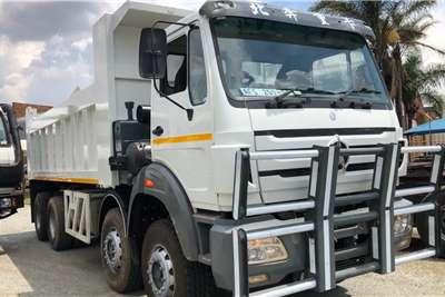 Powerstar Truck 40-35 tipper 18m 2014