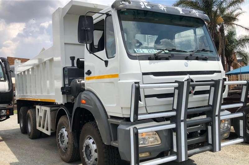 Powerstar Truck 40 35 tipper 18m 2016