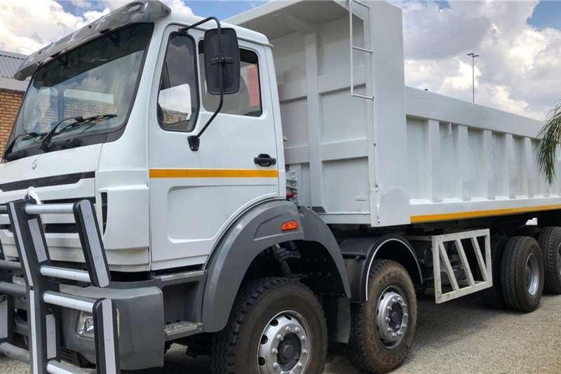 Powerstar Truck 40-35 Tipper 18m 2016