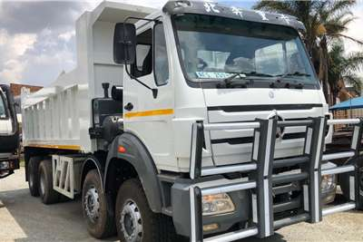 Powerstar 40 35 Tipper Truck