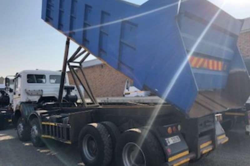 Powerstar Truck 40 35 Tipper Twin Steer 18m 2014