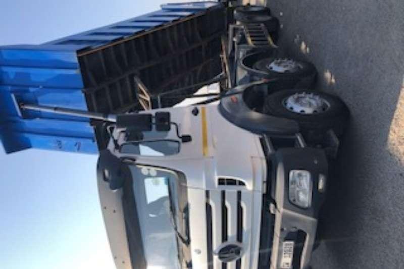 Powerstar Truck 40 35 Twin Steer Tipper 18m 2014