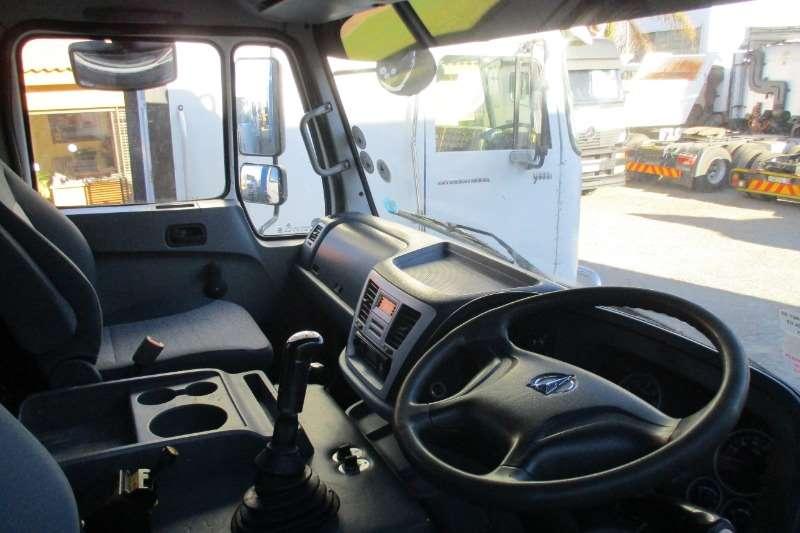 Powerstar 40 35 Twin Steer Tipper Truck