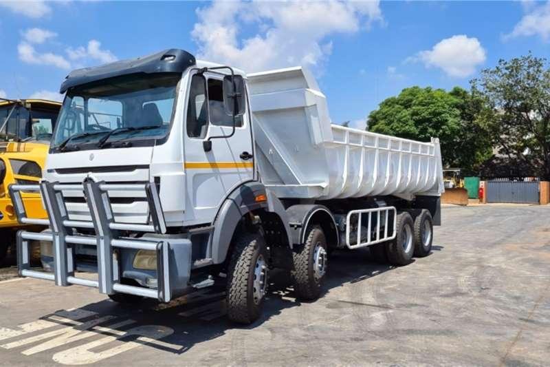 Powerstar Truck 4035VX 8x4 16m3 Tipper 2014