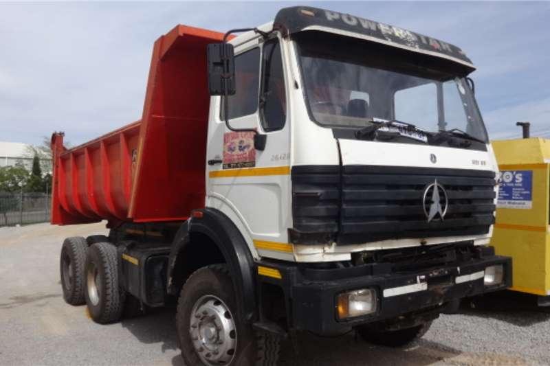 Powerstar Truck Bei Ben 26 28 10m3 Tipper