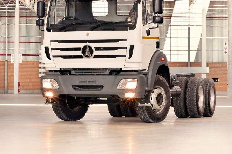 Powerstar Truck Chassis cab Powerstar VX 2628k 2019