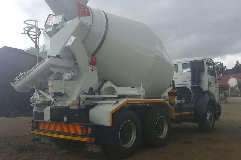 Powerstar Truck Concrete mixer 2628 6x4 6Cube Mixer 2020