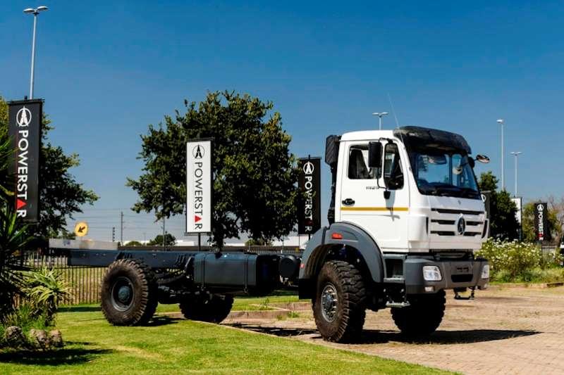 Powerstar Lowbed Powerstar VX 1729 4x4 Truck