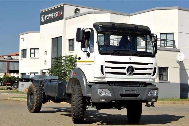 Powerstar Truck Lowbed Powerstar VX 1729 4x4 2020