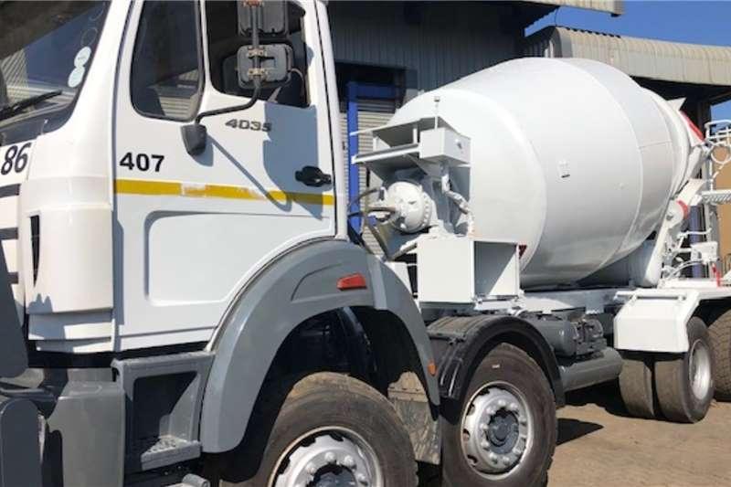 Powerstar Truck Mixer 40-35 Powerstar 2016