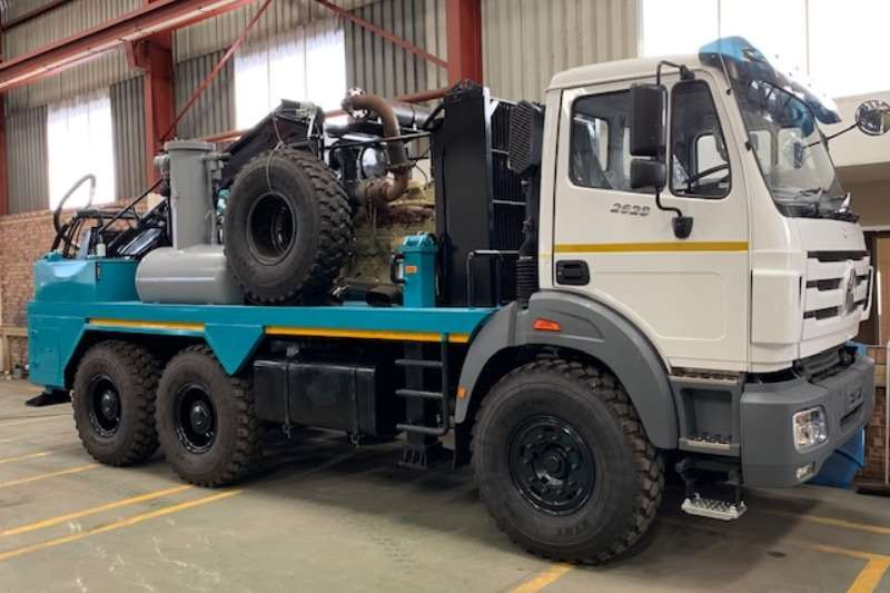 Powerstar Truck NEW VERTEX DRILL RIG 2020