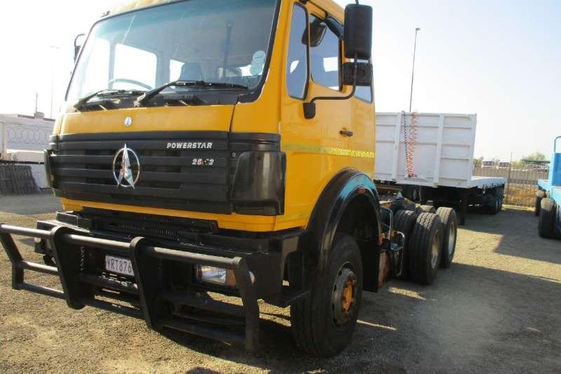Powerstar Truck Powerstar 26-42 D/Diff Horse 2008