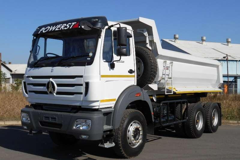 Powerstar Truck Tipper 10Cube Hardox Tipper 2020