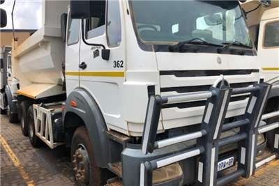Powerstar Tipper 10m  Powerstar Truck