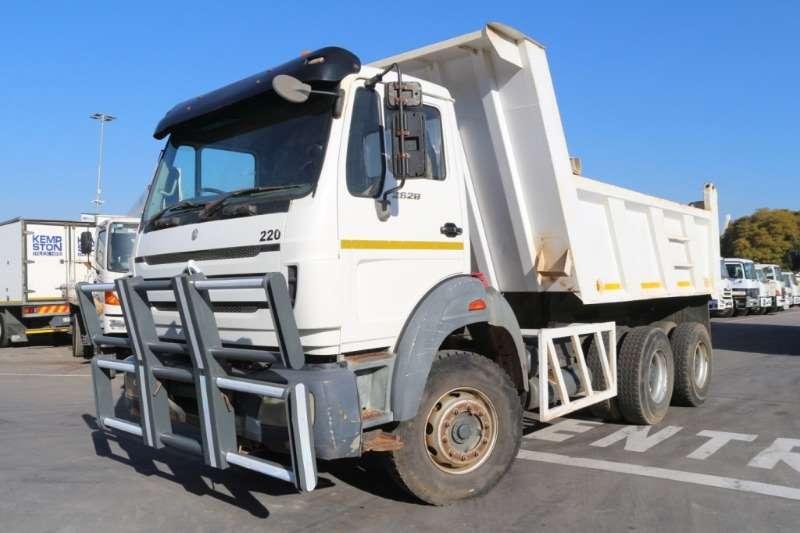 Powerstar Truck Tipper 2628 10m3 6x4 Tipper 2012