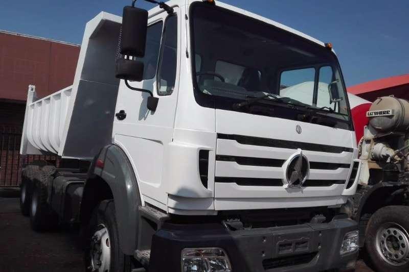 Powerstar Truck Tipper 2628 2016