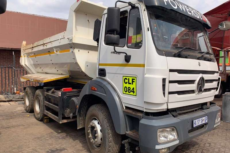 Powerstar Truck Tipper 2628 POWERSTAR 12 CUBE 2018