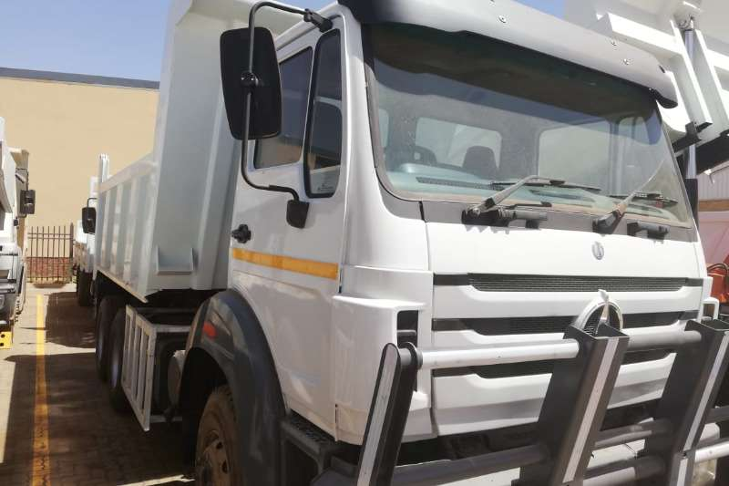 Powerstar Truck Tipper 2628VX 10CUBIC METER RT268 2012