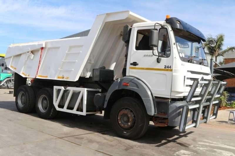 Powerstar Truck Tipper 2628VX 10m3 6x4 Tipper 2012