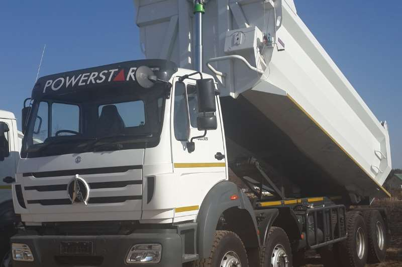 Powerstar Truck Tipper New 4035 Powerstar 18m3 Tipper 2020