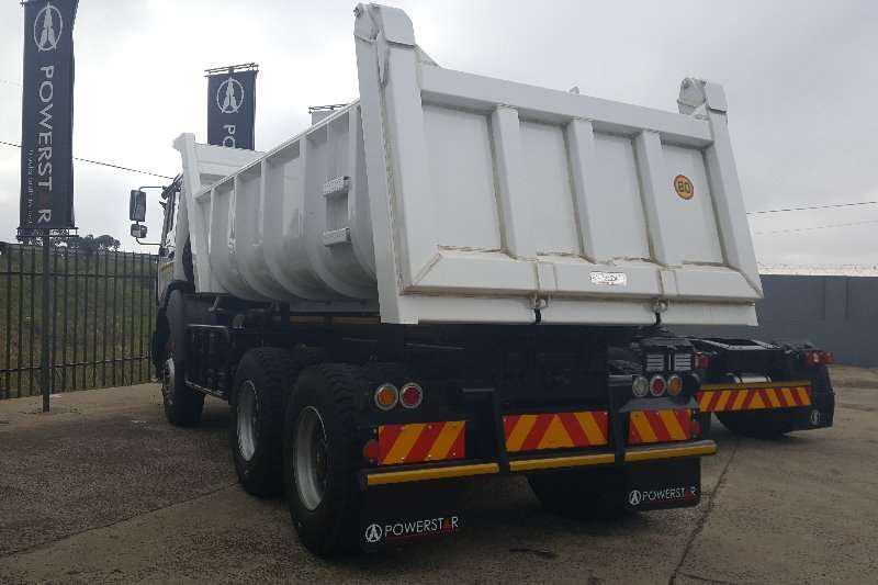 Powerstar Truck Tipper Powerstar 10 cube Tipper 2020