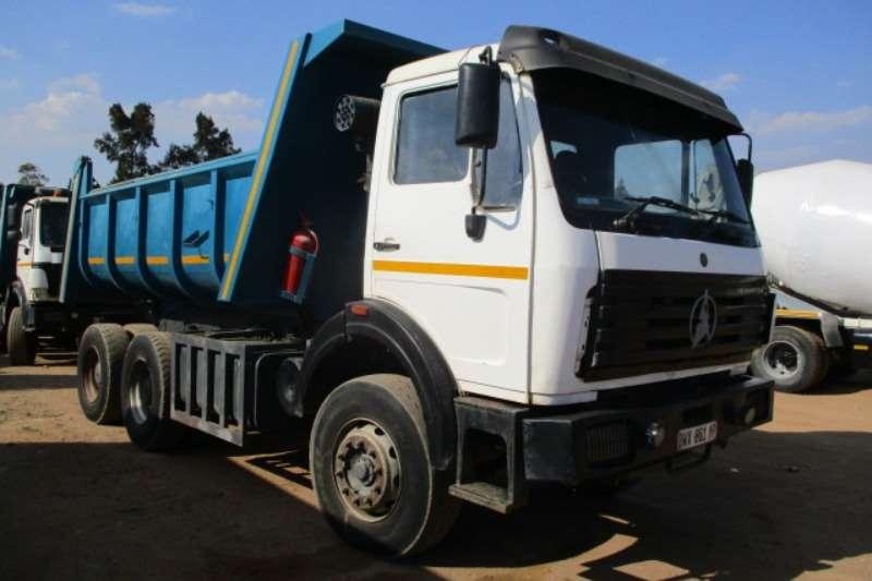 Powerstar Truck Tipper POWERSTAR 2628 10 CUBE TIPPER 2007