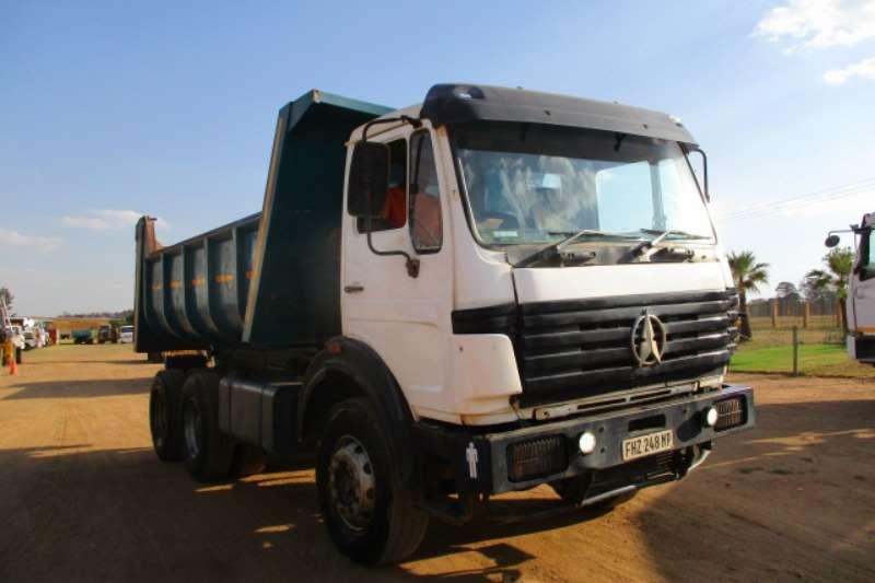 Powerstar Truck Tipper POWERSTAR 2628 10 CUBE TIPPER 2008