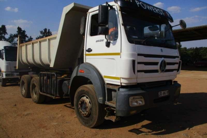 Powerstar Truck Tipper POWERSTAR 2628 10 CUBE TIPPER 2016