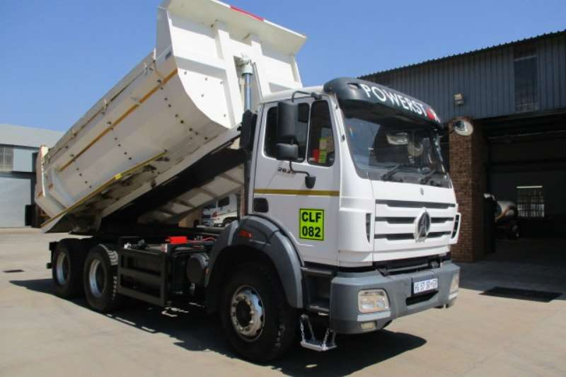 Powerstar Truck Tipper POWERSTAR 2628 10 CUBE TIPPER 2018