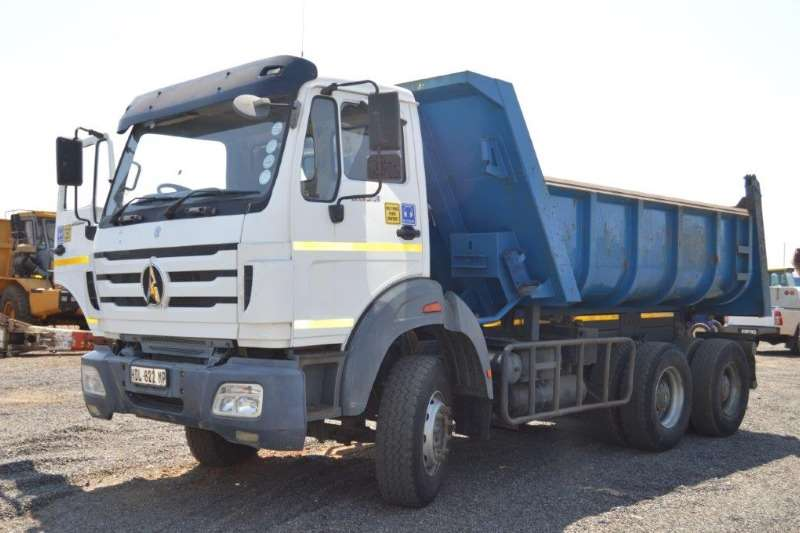 Powerstar Truck Tipper Powerstar 2628 10M Tipper 2013