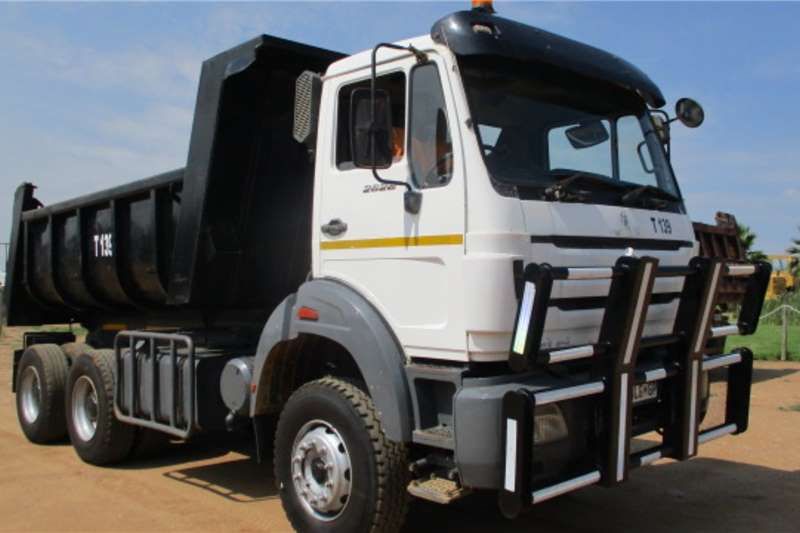 Powerstar Truck Tipper POWERSTAR 2628 2012