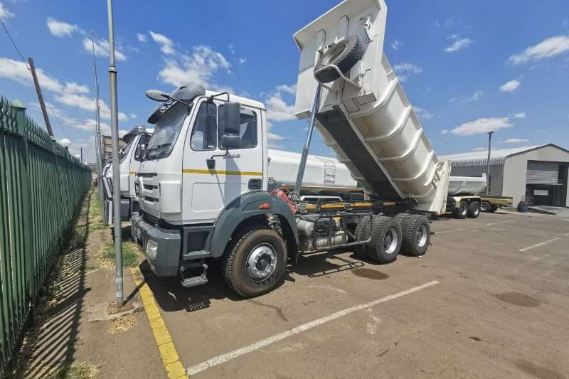 Powerstar Truck Tipper POWERSTAR 2628 TIPPER 10M3 2018