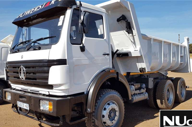 Powerstar Truck Tipper POWERSTAR 2628 TIPPER TRUCK