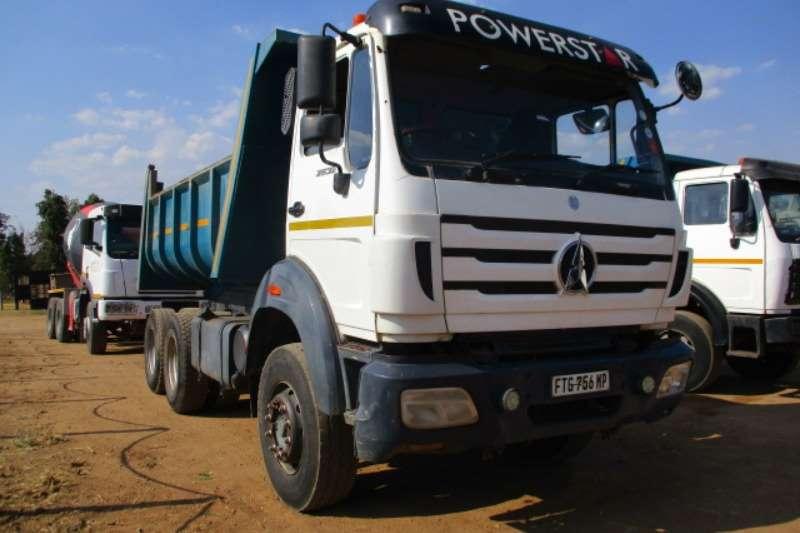 Powerstar Truck Tipper POWERSTAR 2635 10 CUBE TIPPER 2007
