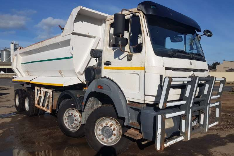 Powerstar Truck Tipper Powerstar 4035 Tipper 2013