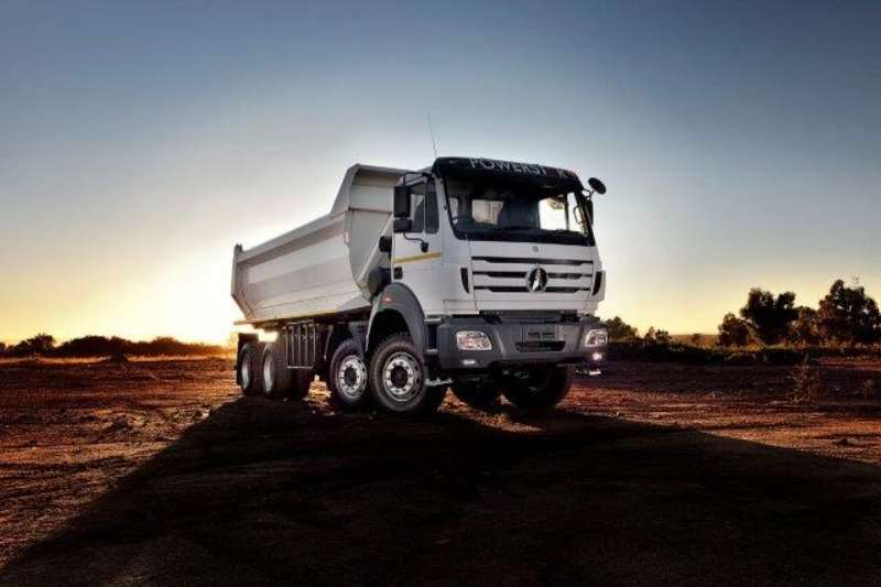 Powerstar Truck Tipper Powerstar 4035VX 8x4 18m3 2020