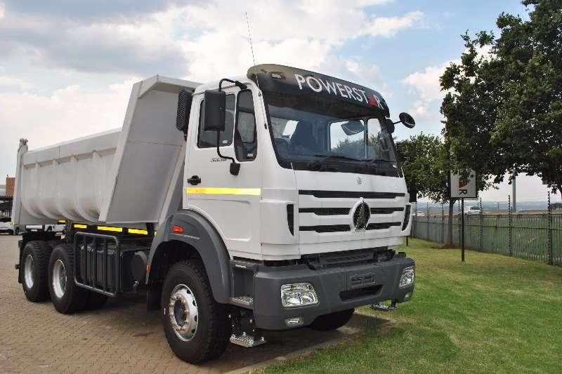 Powerstar Tipper Powerstar VX 2628 10m3 TIPPER Truck