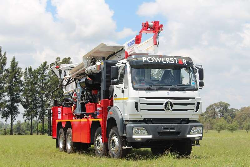 Powerstar Tipper Powerstar VX 4035B 18m3 HARDOX TIPPER Truck