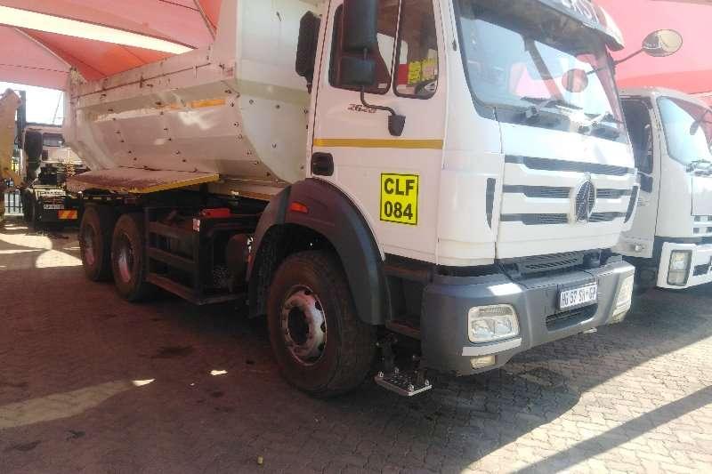 Powerstar卡车自卸车VX2628 6X4 SWB 10M3自卸车2018